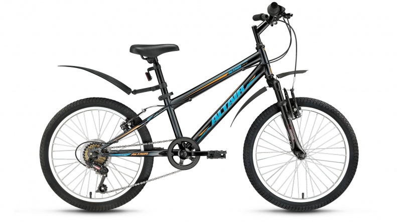 ALTAIR MTB HT Junior 20 (2016) - серый