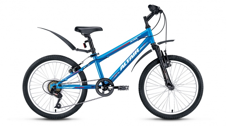 ALTAIR MTB HT Junior 20 (2016) - синий