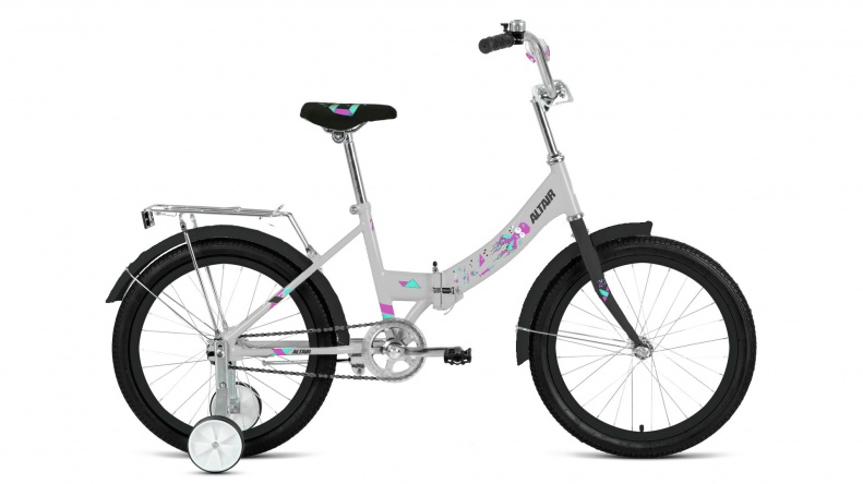 ALTAIR City Kids 20 compact (2020) - белый