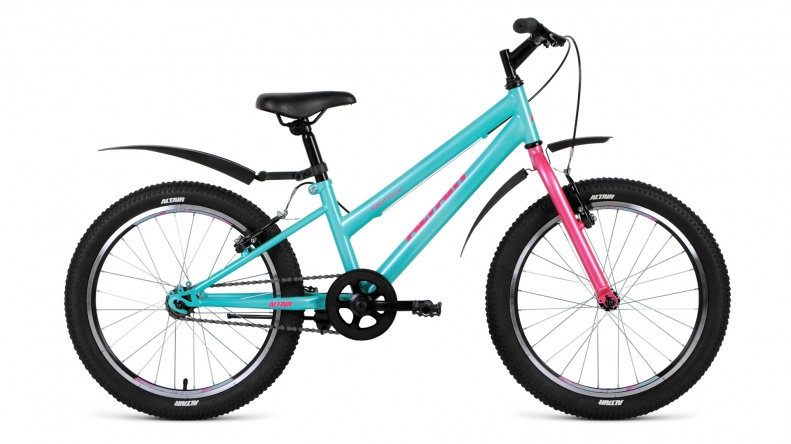 ALTAIR MTB HT 20 Low (2019) - зеленый